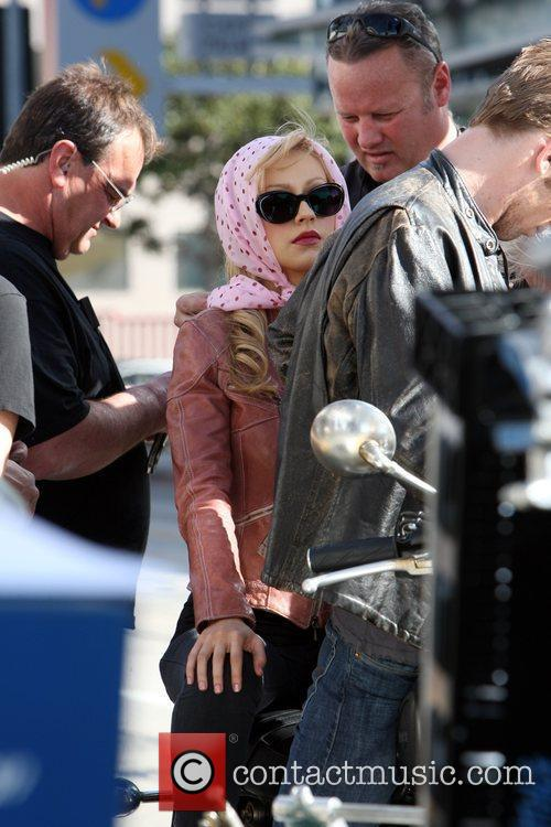 Christina Aguilera and Cam Gigandet 65