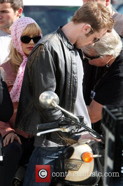 Christina Aguilera and Cam Gigandet 57