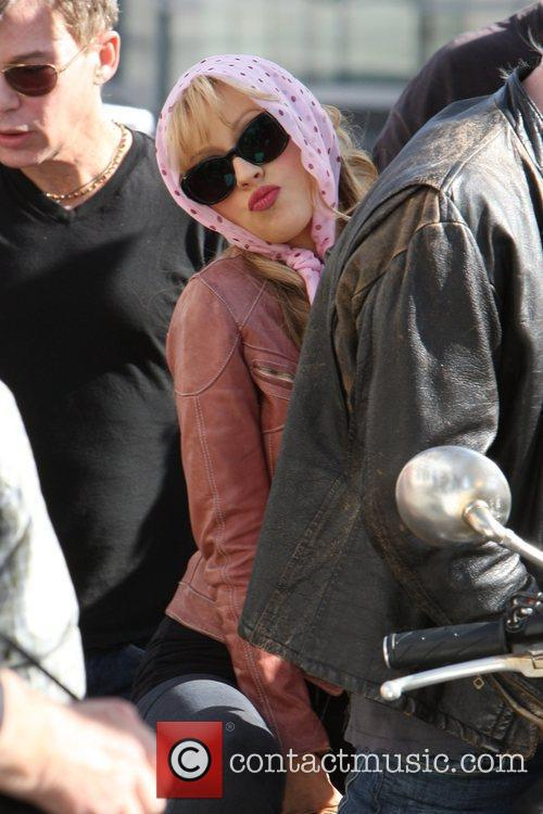 Christina Aguilera and Cam Gigandet 66