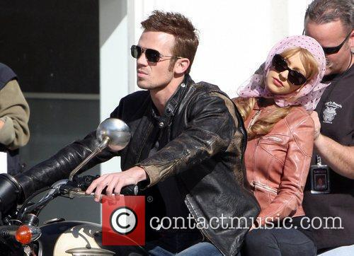 Christina Aguilera and Cam Gigandet 56