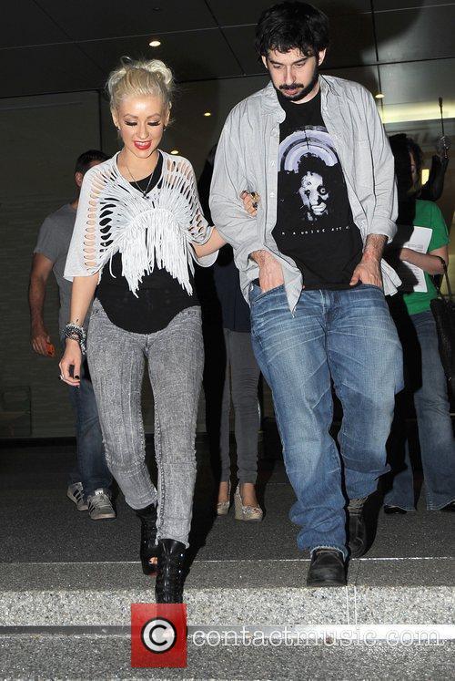Christina Aguilera and Jordan 3