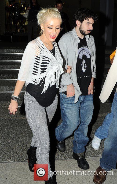 Christina Aguilera and Jordan 1