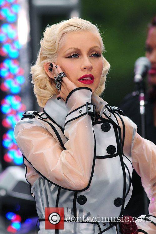 Christina Aguilera and CBS 62