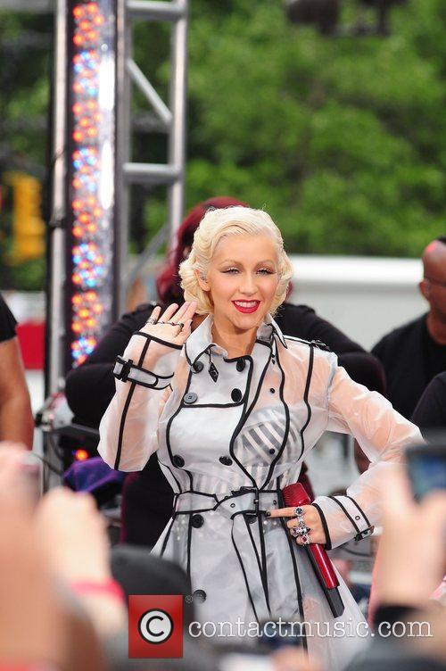 Christina Aguilera and CBS 47