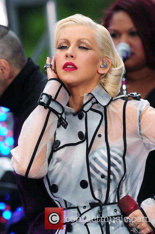Christina Aguilera and CBS 63