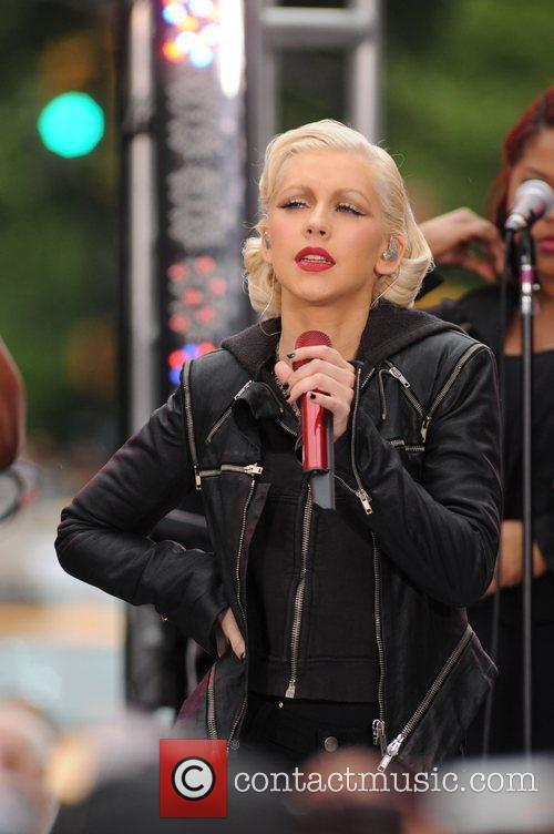 Christina Aguilera and CBS 56