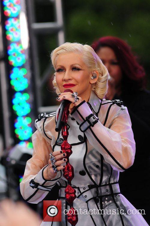 Christina Aguilera and CBS 29