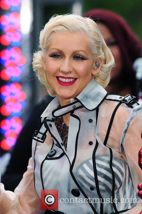 Christina Aguilera and CBS 59