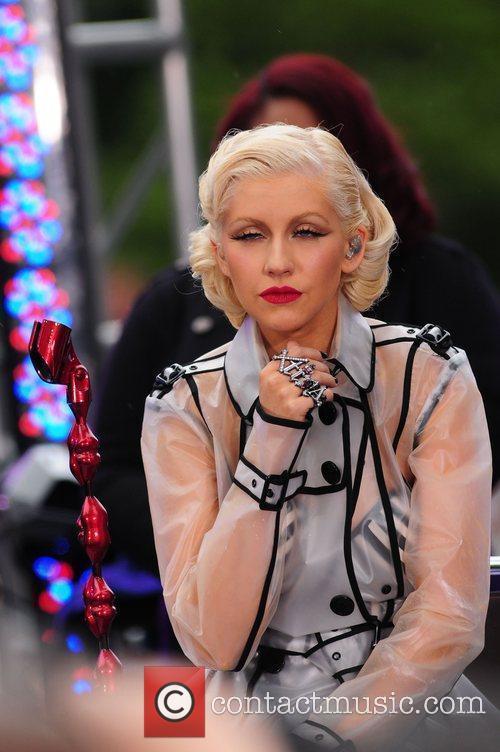 Christina Aguilera and CBS 53