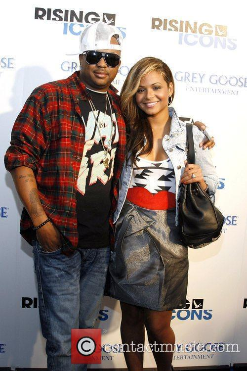 *file photo* * MILIAN AND THE-DREAM SPLIT Singer...