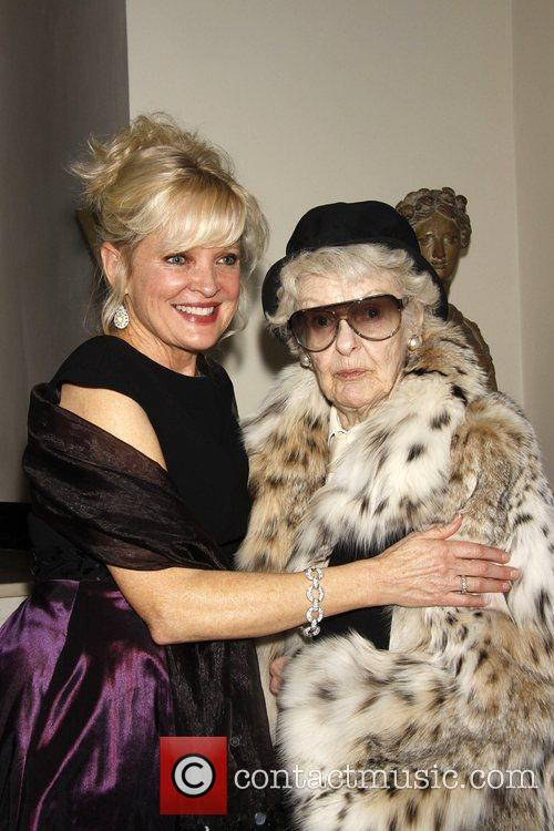 Christine Ebersole and Elaine Stritch 2