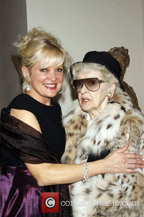 Christine Ebersole and Elaine Stritch 3