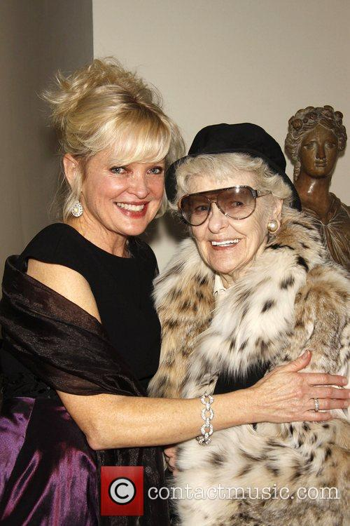 Christine Ebersole and Elaine Stritch 1