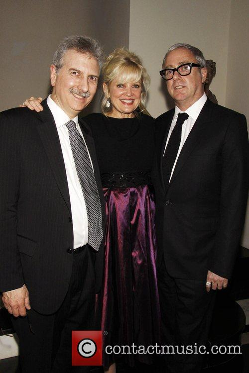John Oddo, Christine Ebersole, and Scott Wittman The...