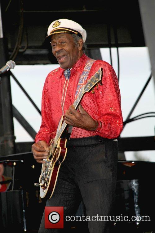 Chuck Berry and Las Vegas 8