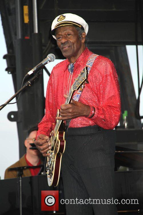 Chuck Berry and Las Vegas 2