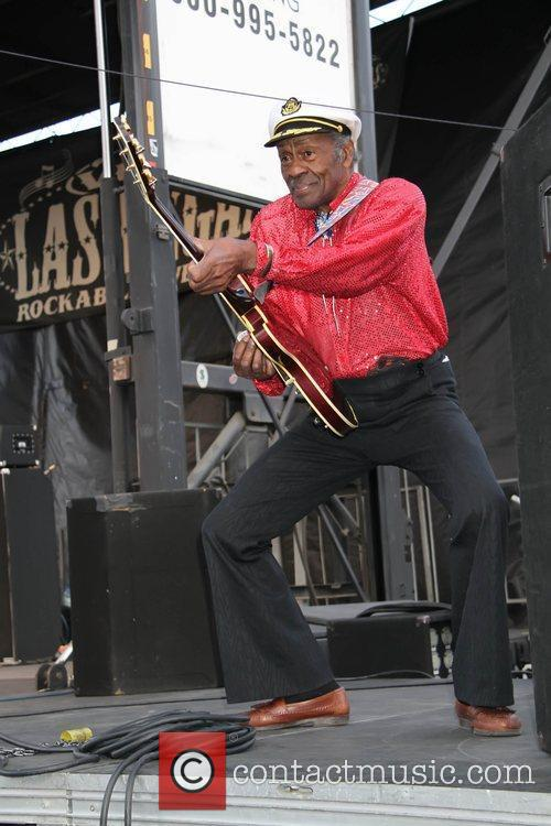 Chuck Berry and Las Vegas 15