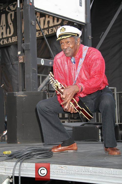 Chuck Berry and Las Vegas 12