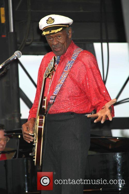 Chuck Berry and Las Vegas 3