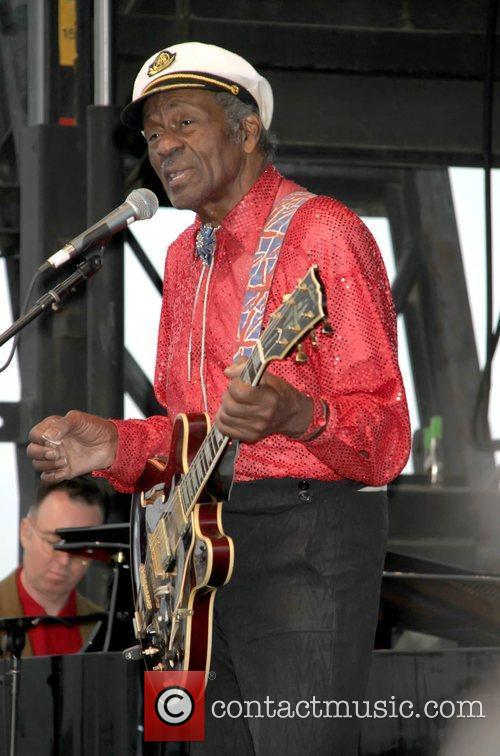 Chuck Berry and Las Vegas 5