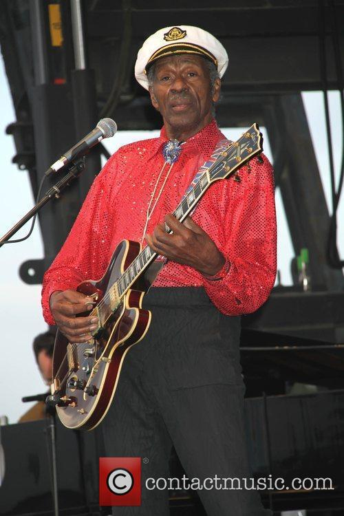 Chuck Berry and Las Vegas 9