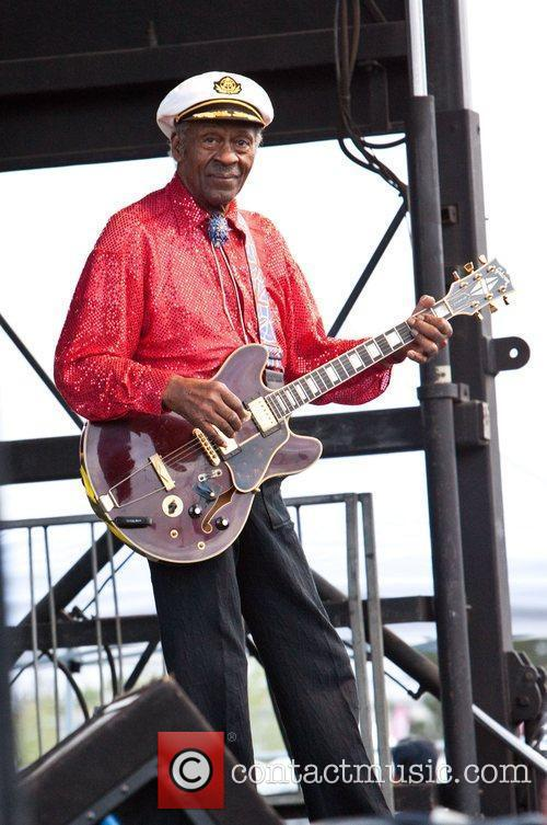 Chuck Berry and Las Vegas 7