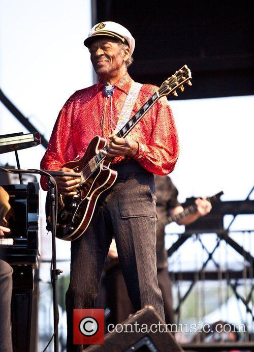 Chuck Berry and Las Vegas 1