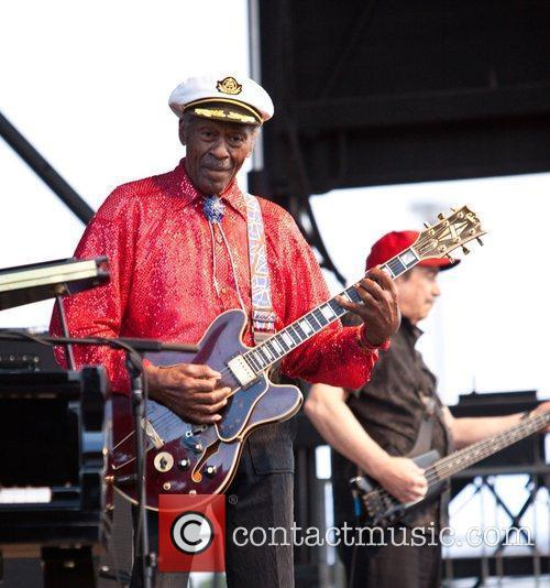 Chuck Berry and Las Vegas 4