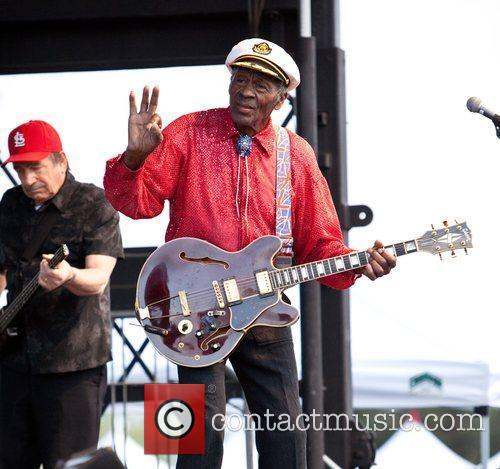 Chuck Berry and Las Vegas 10