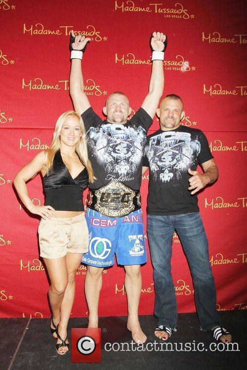 Chuck Liddell, girlfriend Heidi Northcott UFC legend Chuck...
