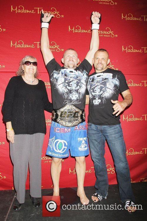 Chuck Liddell, mother Charlene Fisher UFC legend Chuck...