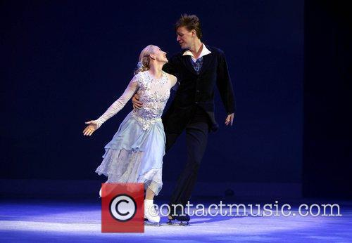 Cinderella on Ice at the Royal Albert Hall...