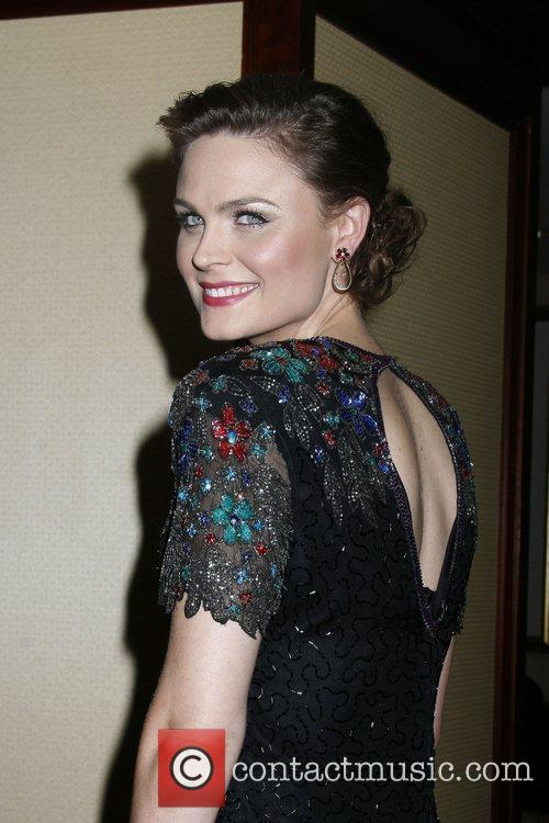 Emily Deschanel American Society of Cinematographers 24th Annual...