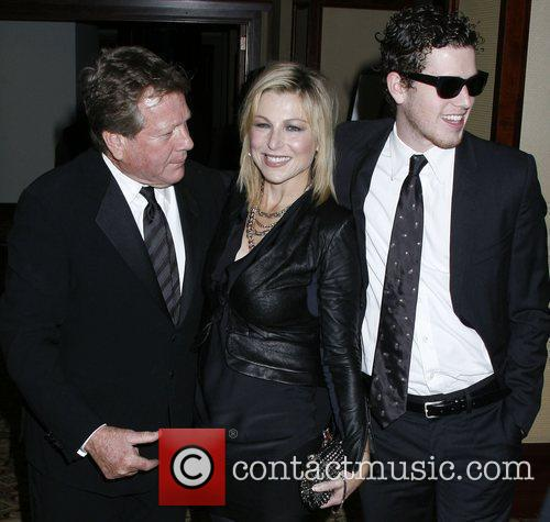Ryan Oneal, Tatum O'neal and Her Son 2