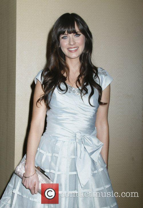 Zooey Deschanel American Society of Cinematographers 24th Annual...