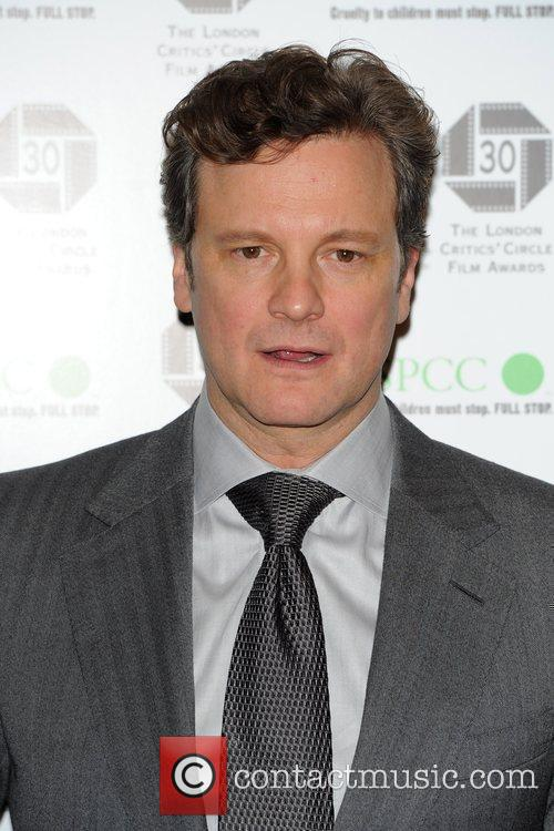 Colin Firth The London Critics' Circle Film Awards...