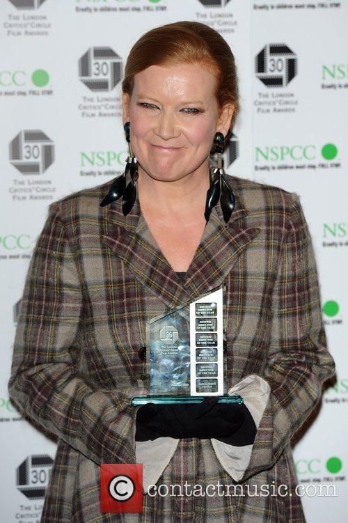 Andrea Arnold The London Critics' Circle Film Awards...