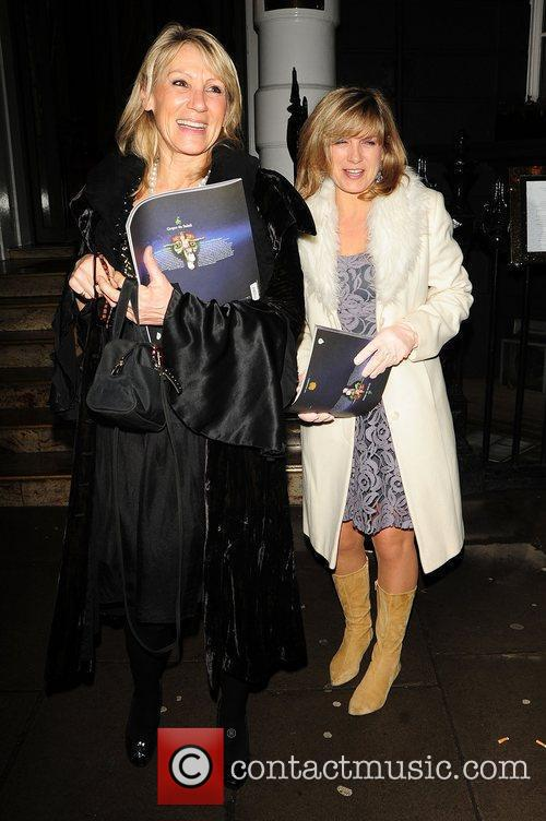 Ingrid Tarrant, Albert Hall and Penny Smith 1