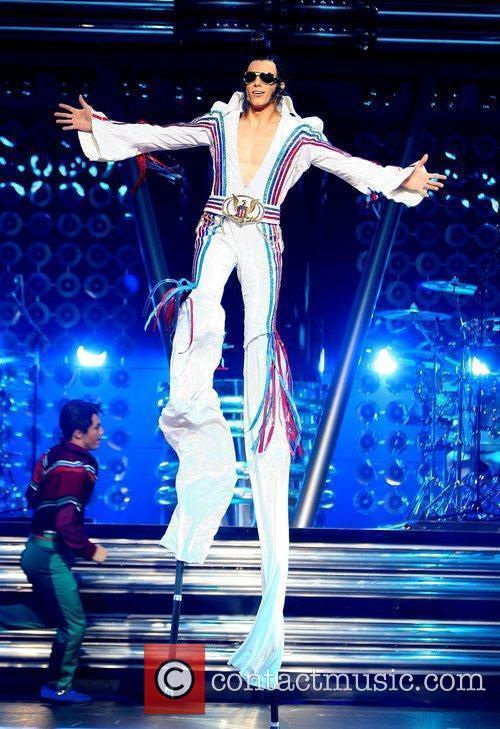 Atmsopehere Cirque du Soleil unveils 'Viva Elvis' At...