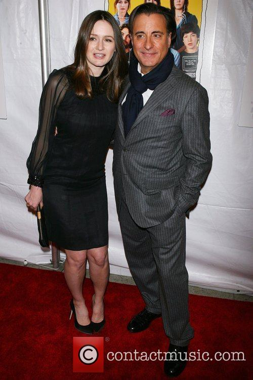 emily mortimer pics. Emily Mortimer and Andy Garcia