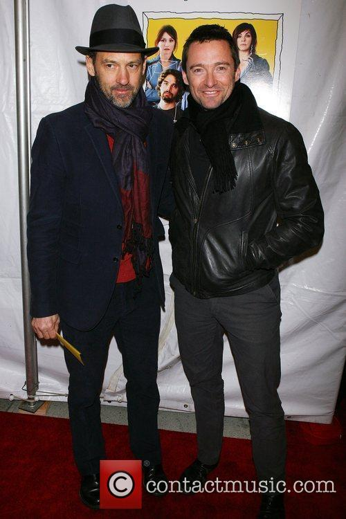 Hugh Jackman and Anthony Edwards 2