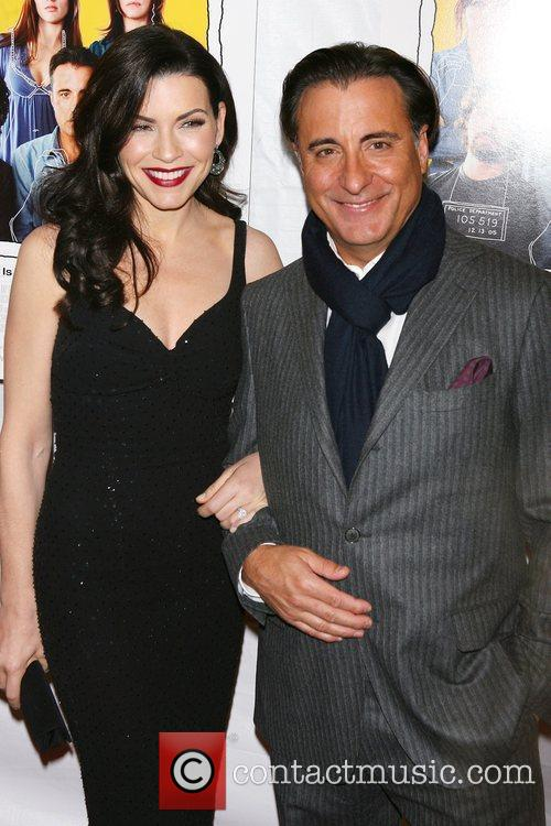Julianna Margulies and Andy Garcia 3