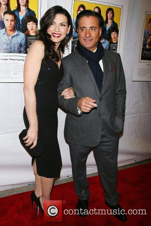Julianna Margulies and Andy Garcia 1