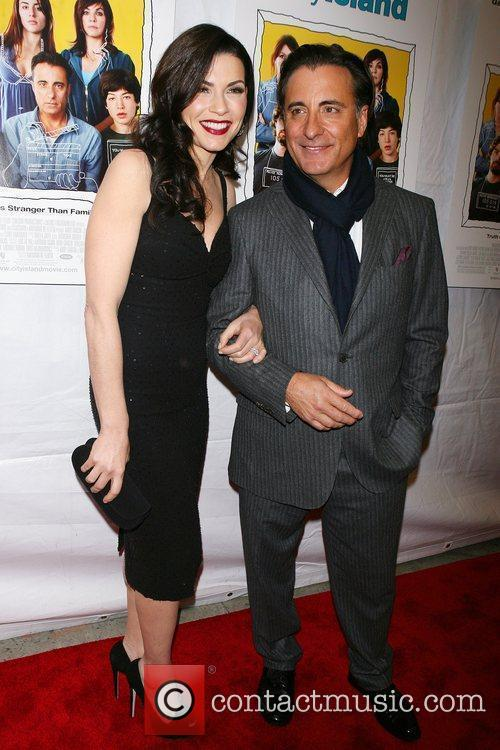 Julianna Margulies and Andy Garcia 2