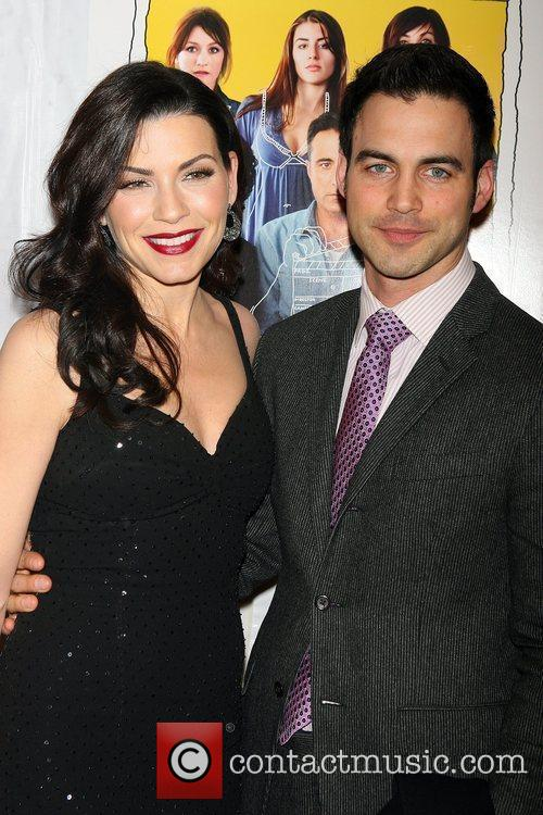 Julianna Margulies and Keith Lieberthal 9