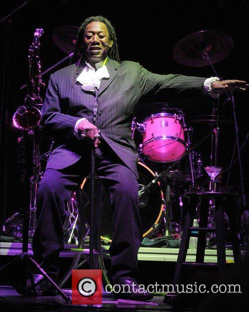 Clarence Clemons 28