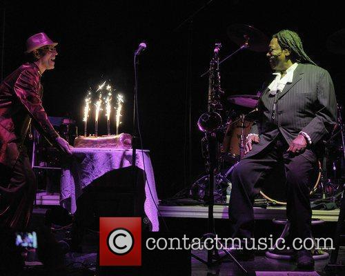 Clarence Clemons 16
