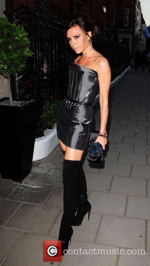 Victoria Beckham and Diane Von Furstenberg 8