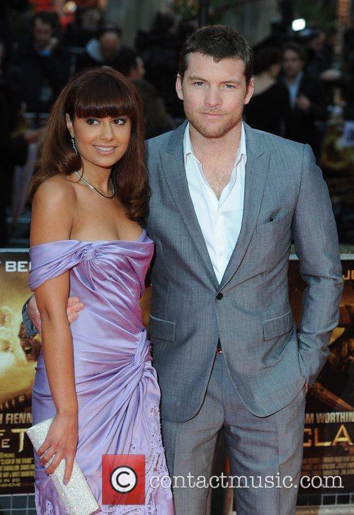 Sam Worthington 'Clash Of The Titans' UK film...