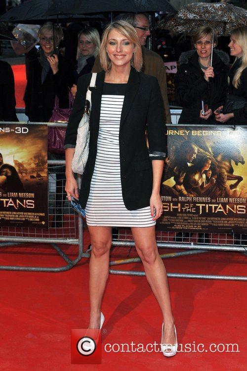 Ali Bastian  'Clash Of The Titans' UK...